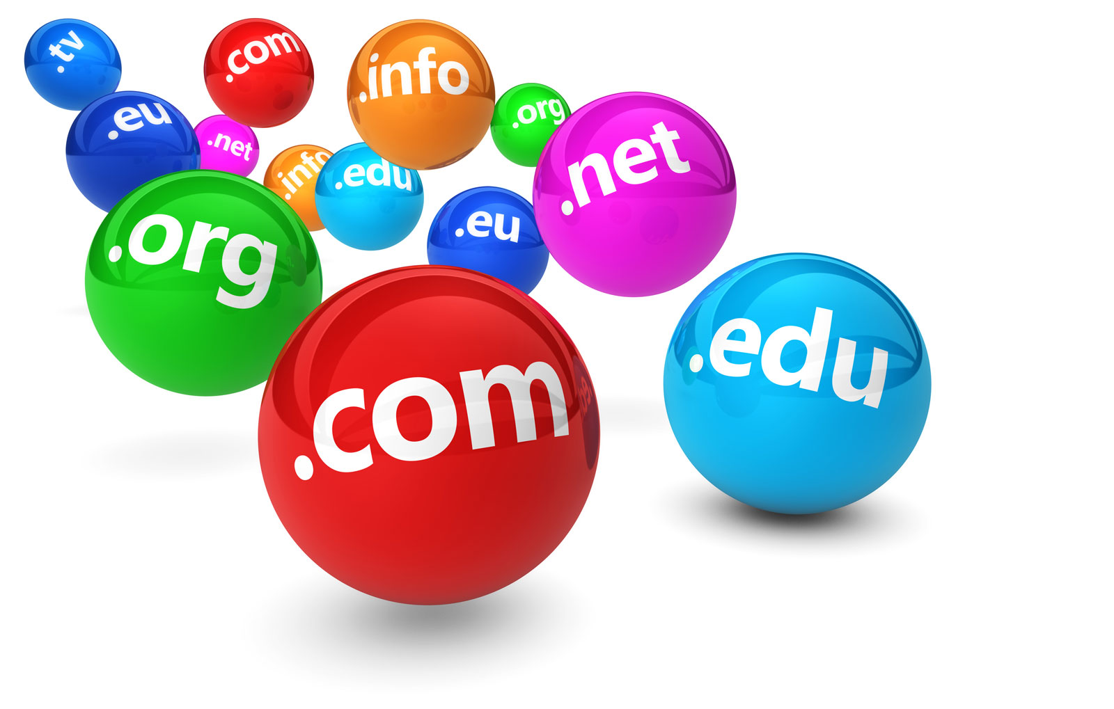 Colorful Balls | Pros & Cons Of The Top 5 Domain Auction Marketplaces