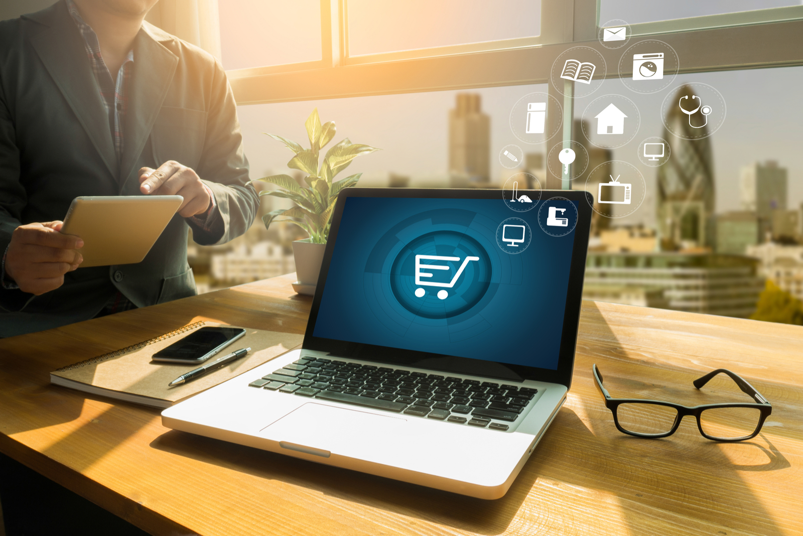 Computer | 7 Best Ecommerce Platforms For Businesses Of All Sizes
