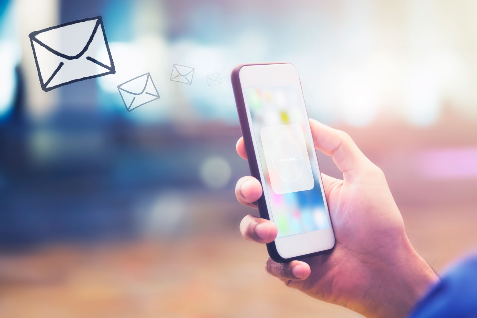 Mobile Phone | 11 Best Newsletter Design Tips For Email Marketing Campaigns