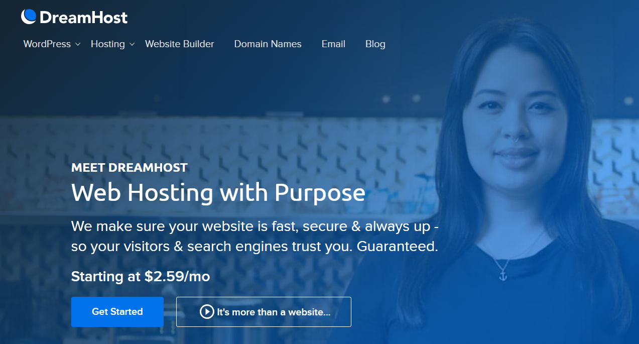 Dreamhost | WordPress Hosting: Everything You Need To Know