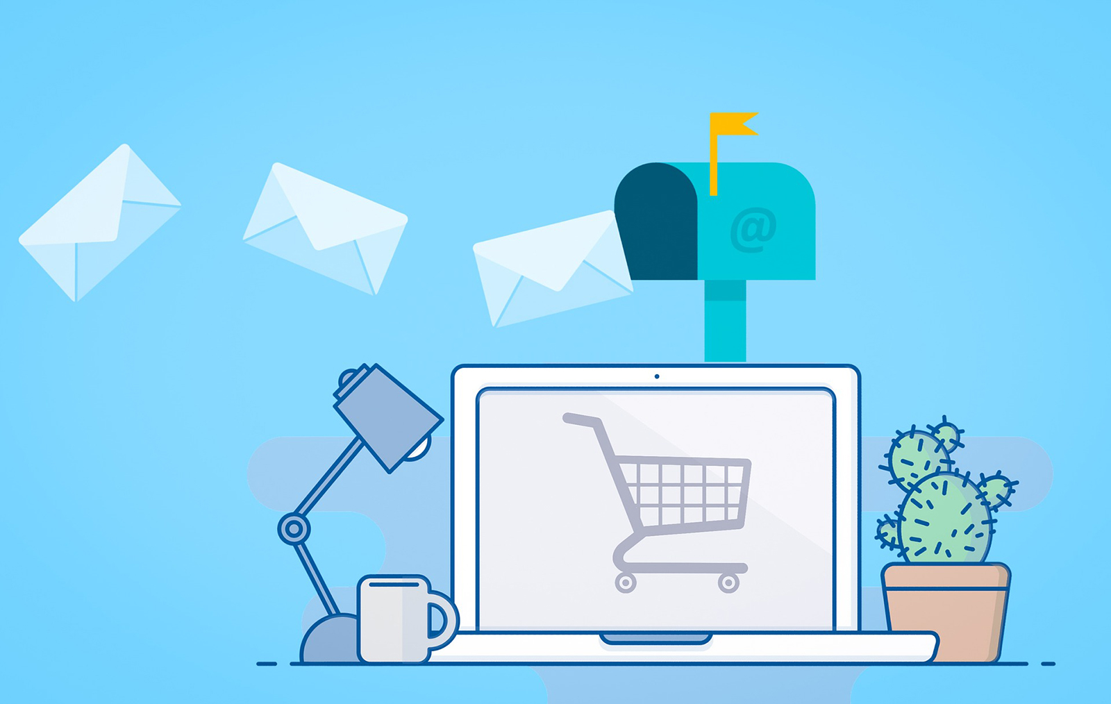 Computer | 4 Types of Email Campaigns To Start Your Marketing Strategy