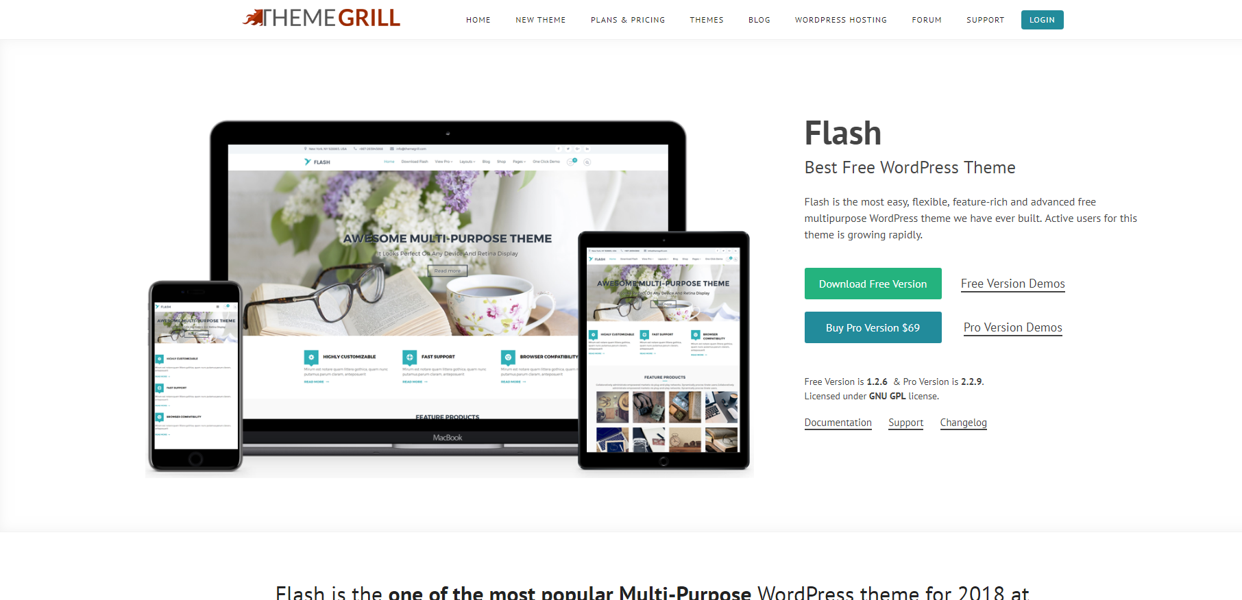 MyThemeShop | 15 Places To Find The Best Free WordPress Themes