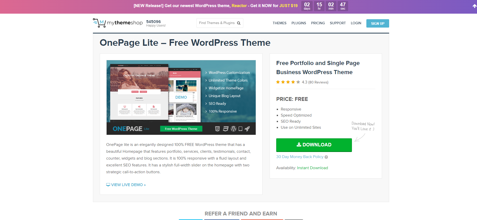CSSIgniter | 15 Places To Find The Best Free WordPress Themes