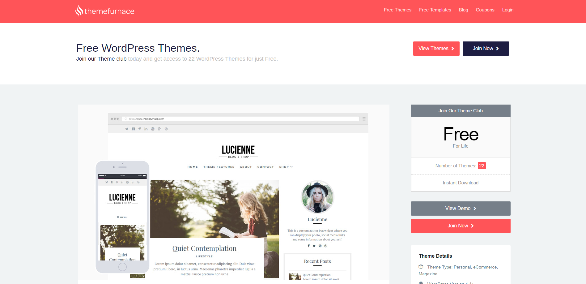 ThemeZee | 15 Places To Find The Best Free WordPress Themes
