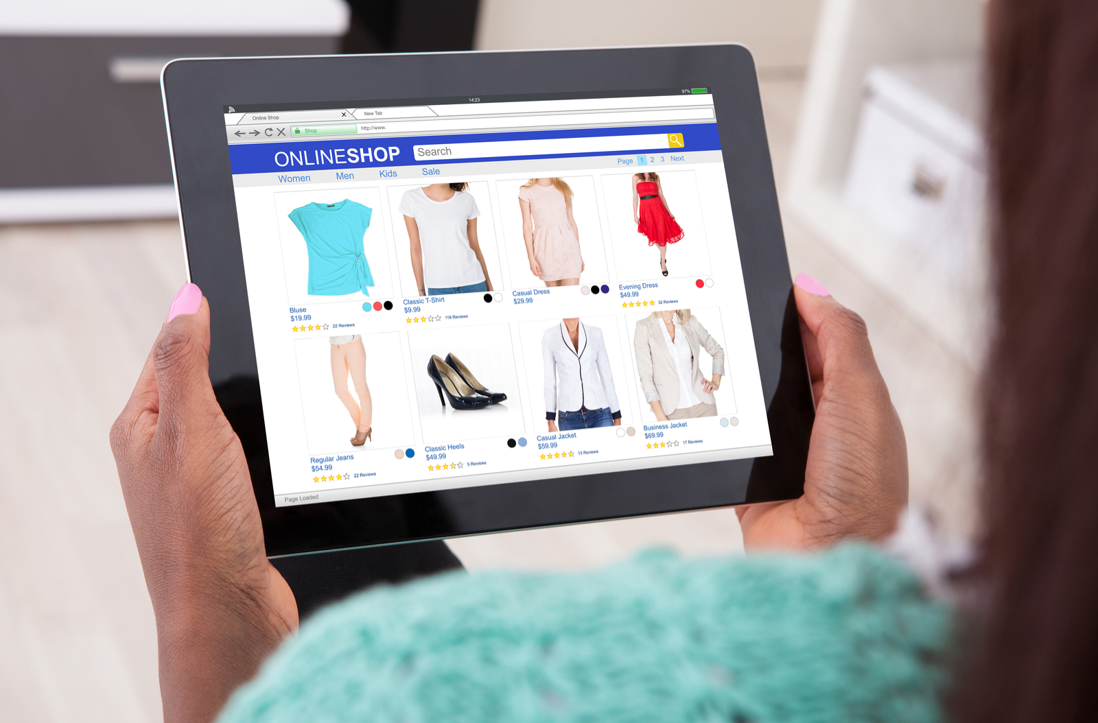 iPad | What is Ecommerce? A Beginner's Guide To The Basics