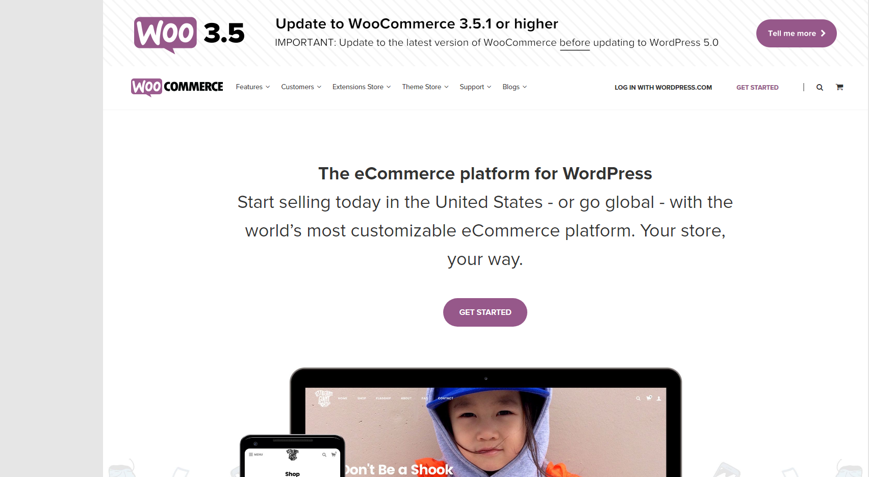 WooCommerce | 18 Most Popular WordPress Plugins For Your Business Needs