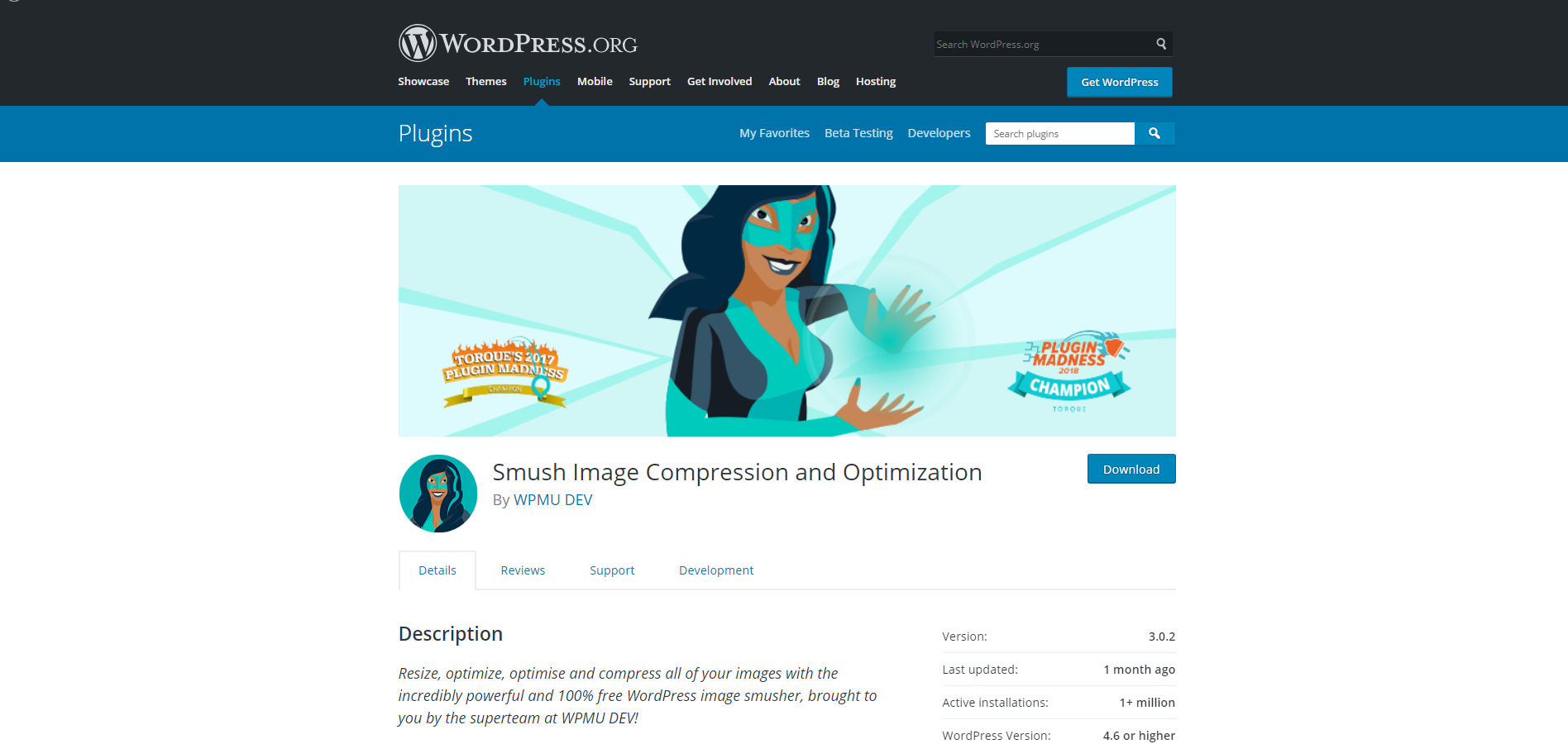 WP Smush | 18 Most Popular WordPress Plugins For Your Business Needs