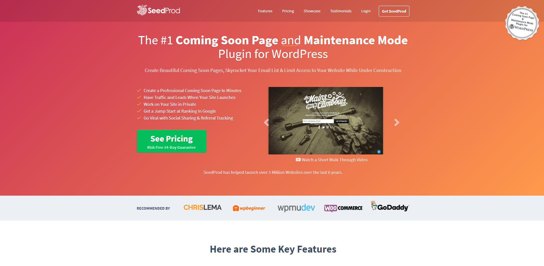 Seed Prod | 18 Most Popular WordPress Plugins For Your Business Needs