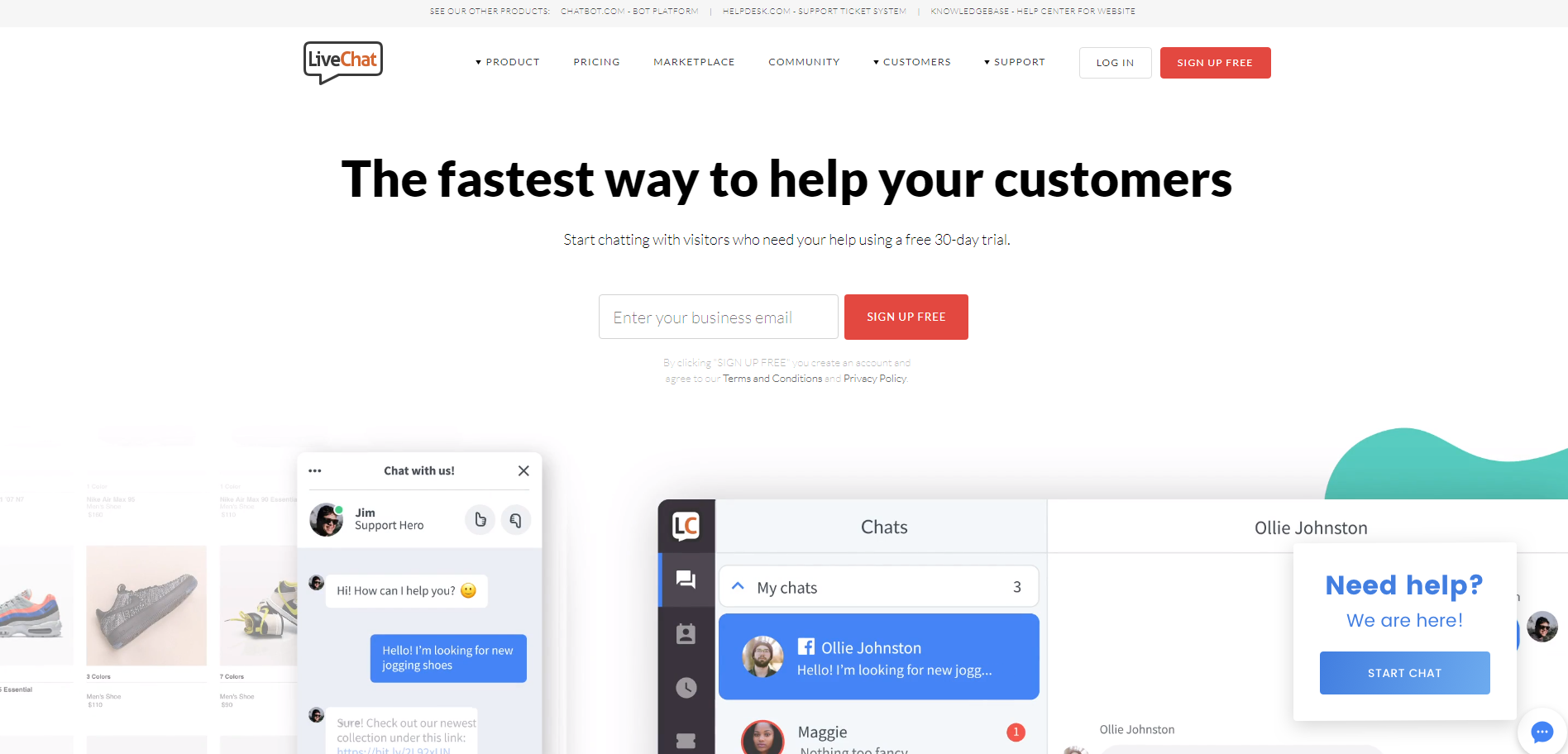 LiveChat | 18 Most Popular WordPress Plugins For Your Business Needs