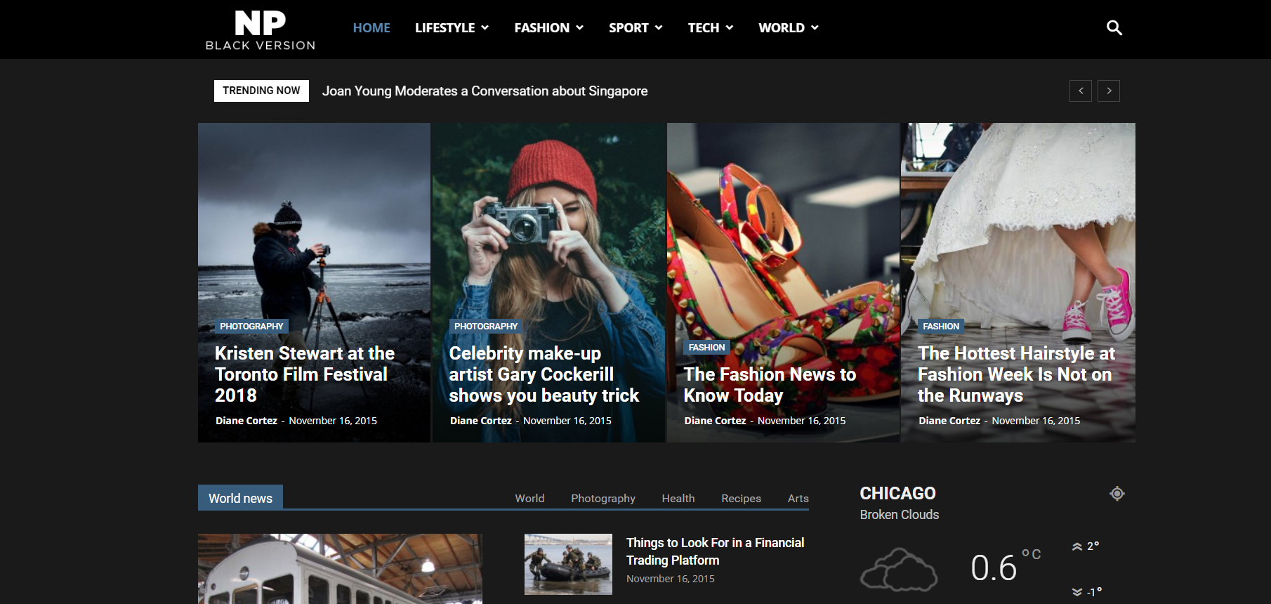 Blogs   13 Best WordPress Themes For All Types Of Blogs & Websites