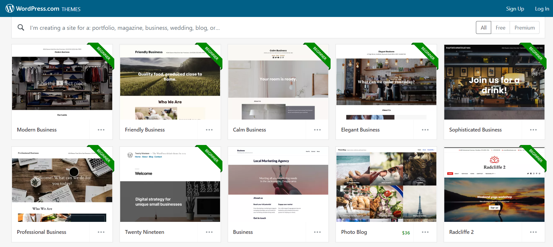 Website Themes   How To Use WordPress: 9 Skills You Absolutely Need To Know