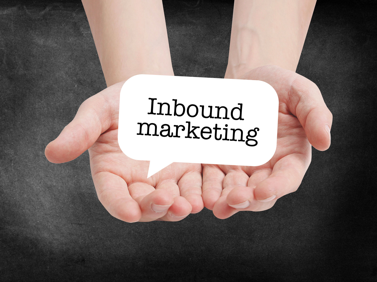 Hands With A Message | Inbound Marketing: An A-Z Guide To Building Your Campaign