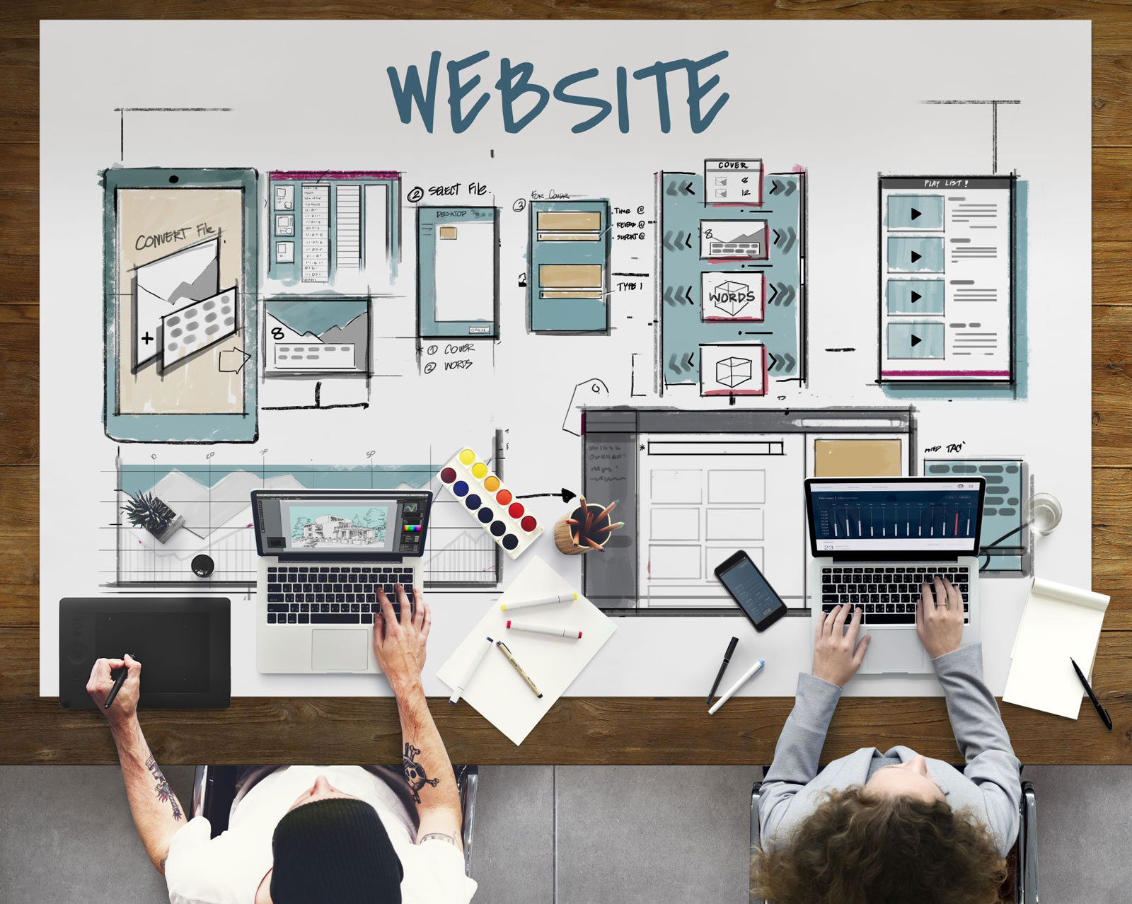 Collaboration | Squarespace Ecommerce: Why Your Business Needs It