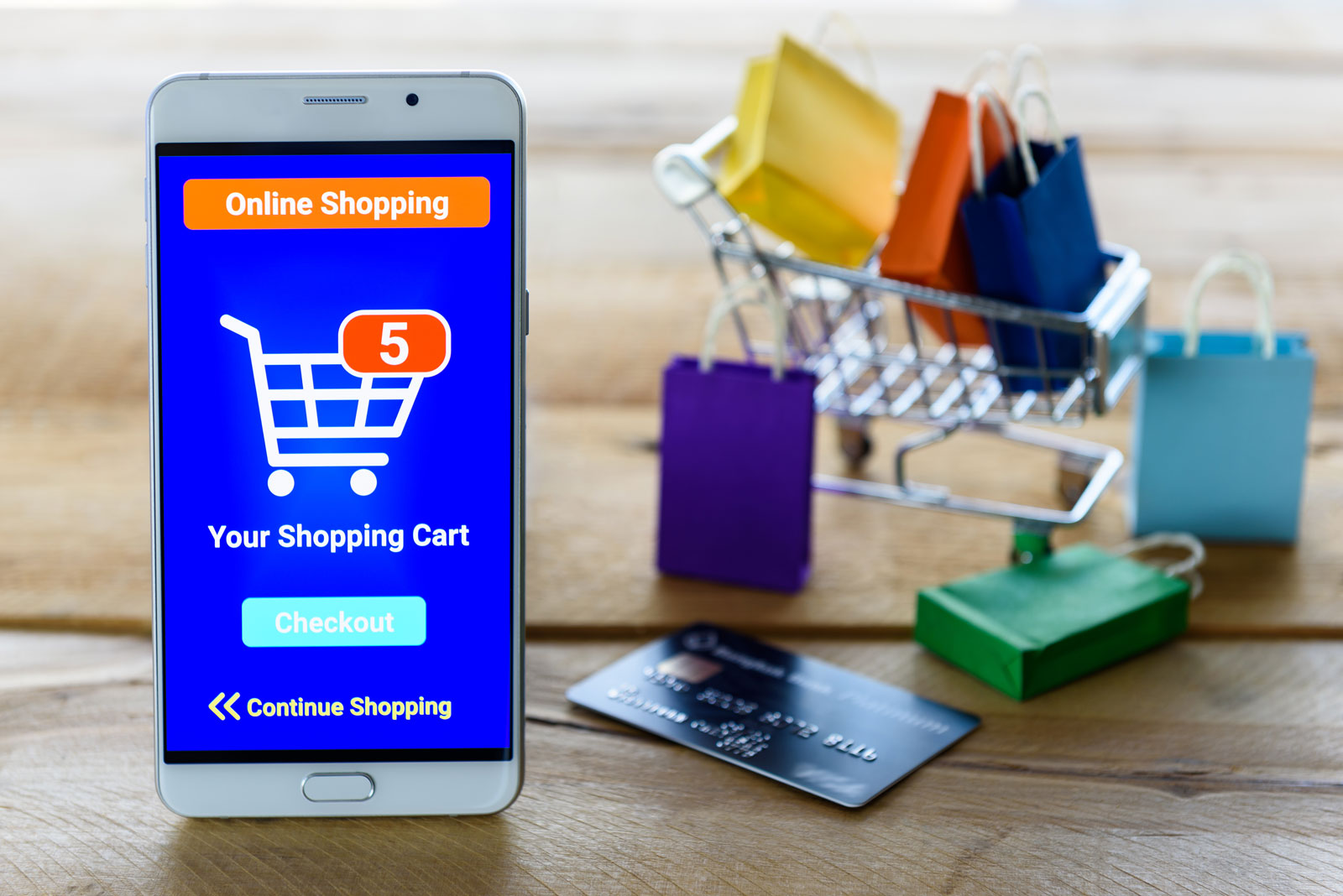 Mobile Shopping | Squarespace Ecommerce: Why Your Business Needs It