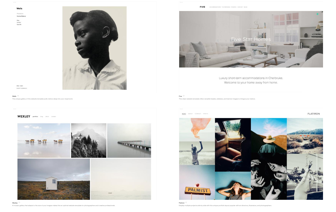 Pictures | Squarespace vs. WordPress: Which One Is Right For You?