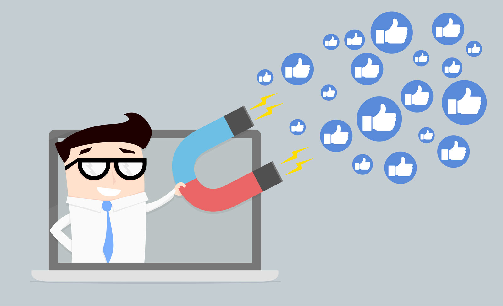 Like Magnet | How To Advertise On Facebook & Reach Your Target Audience