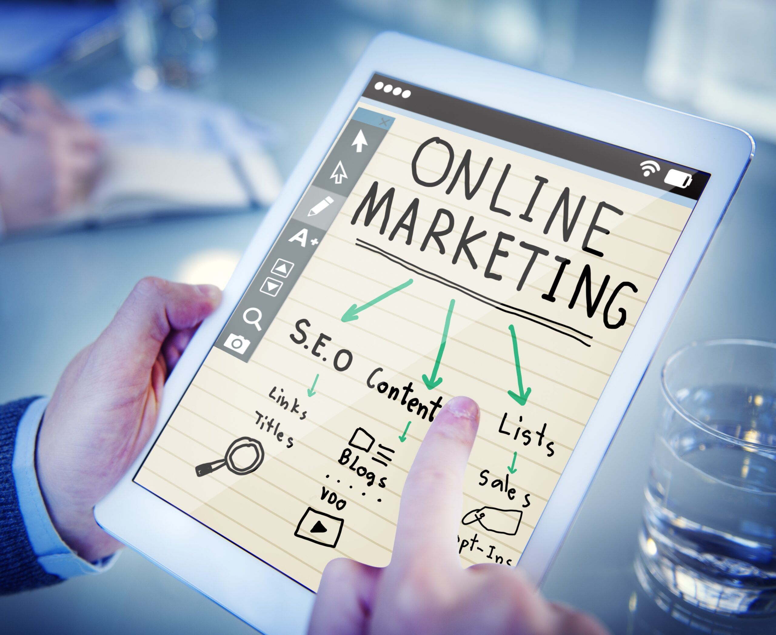 Online Marketing | Search Engine Marketing: Creating A Strategy To Hit Your Goals
